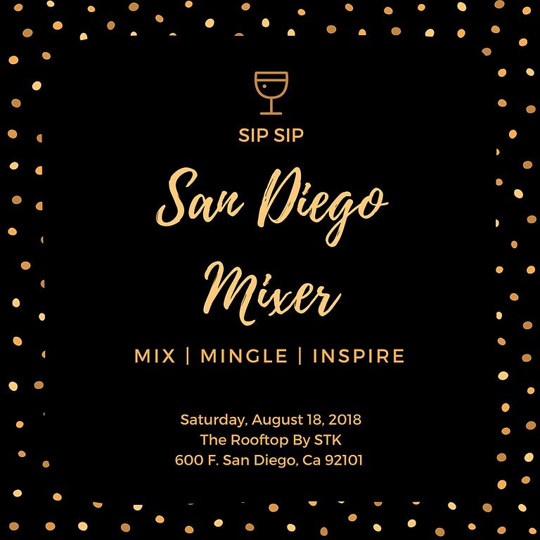 San Diego Mixer