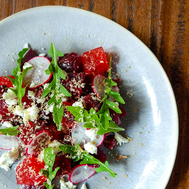 RED BEETROOT SALAD - 55