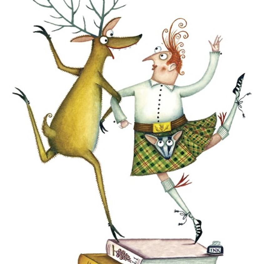 A Write Highland Hoolie Weekend Ticket 2019 (1)