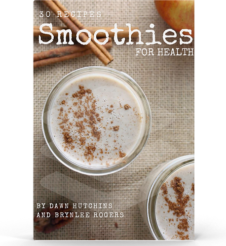30 Recipes: Smoothies For Health