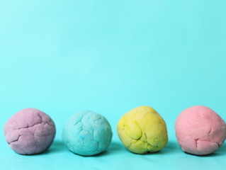 Make Perfect 10-Minute Play Dough at Home