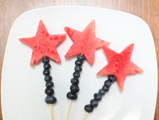 Oldies But Goodies: Crafty, Last-Minute Fourth Of July Ideas