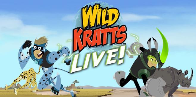 Wild Kratts Live! | Southwest Michigan Kids