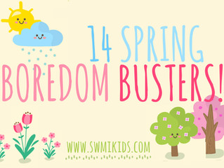 Spring Break Staycation? We've Got You Covered!