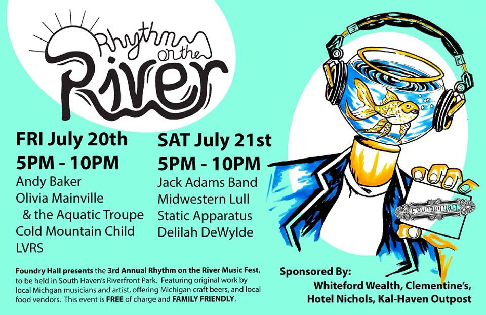 Rhythm on the River | Southwest Michigan Kids