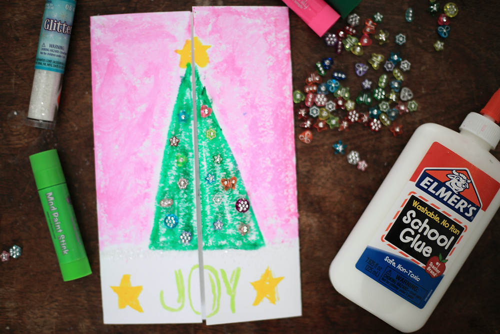 Christmas Tree Cards | Southwest Michigan Kids