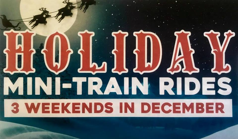 Holiday Train Rides | Southwest Michigan Kids