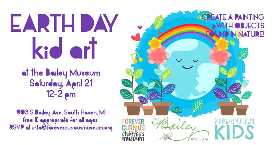 Earth Day Kid Art | Southwest Michigan Kids