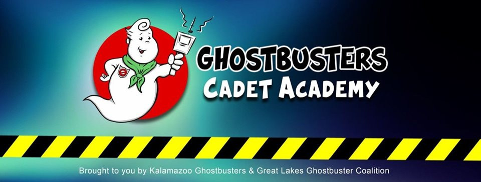 Ghostbusters Cadet Academy | Southwest Michigan Kids