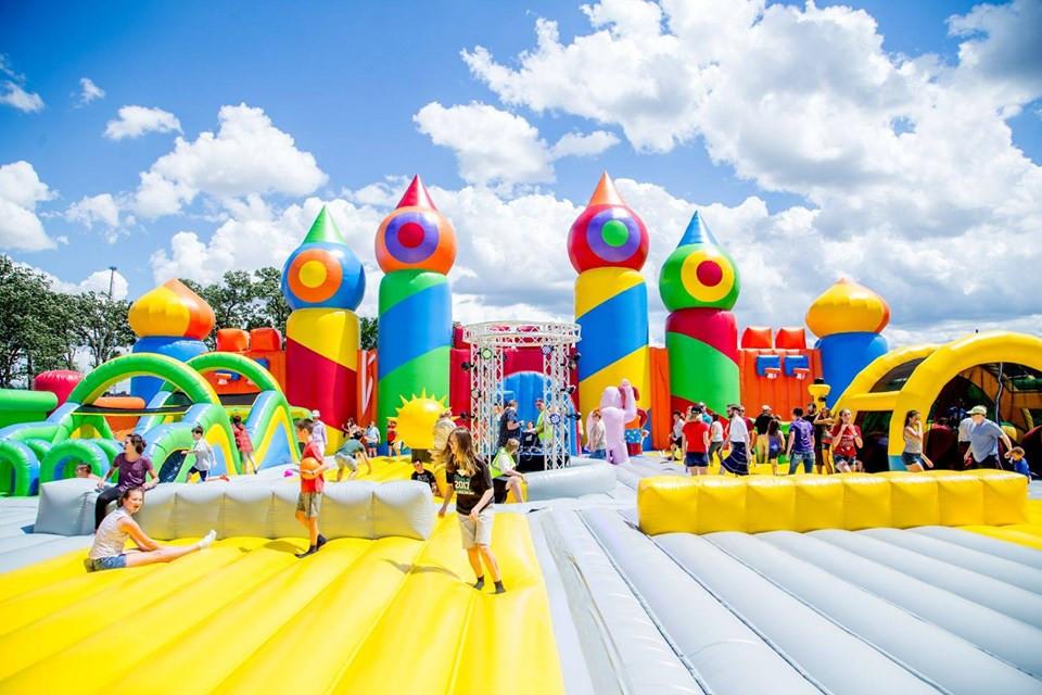 Bounce America | Southwest Michigan Kids