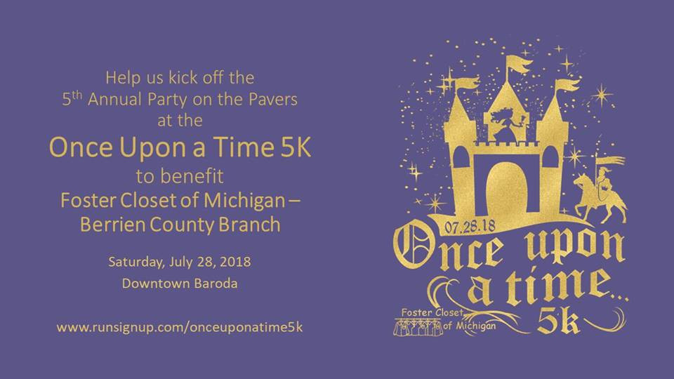 Once Upon a Time 5k | Southwest Michigan Kids