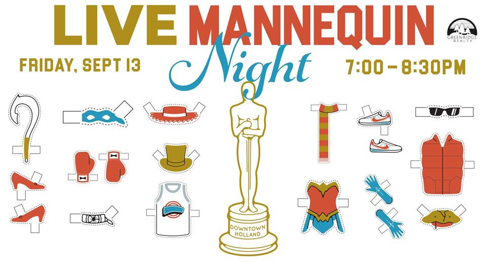 Live Mannequin Night | Southwest Michigan Kids