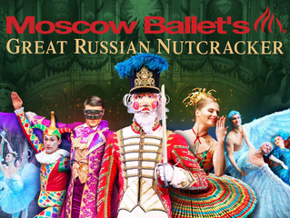 It's Nutcracker Time! Here Are 8 Chances To Catch The Holiday Tale