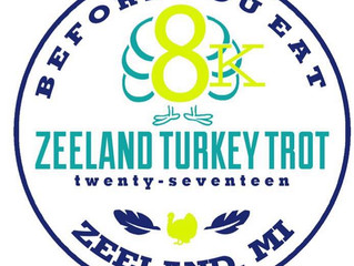 Wobble Before You Gobble: Turkey Trots Near You