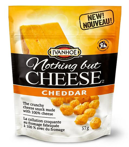 NOTHING BUT CHEESE - IVANHOE