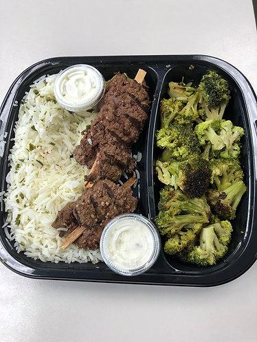Kebab de cheval