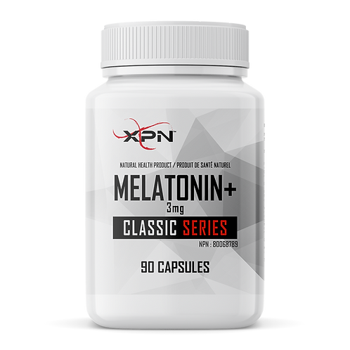 XPN MELATONIN + 3MG