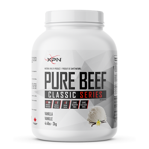 XPN PURE BEEF
