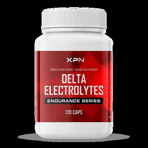 DELTA SPORTS LAB - DELTA ELECTROLYTES (CAPSULES)