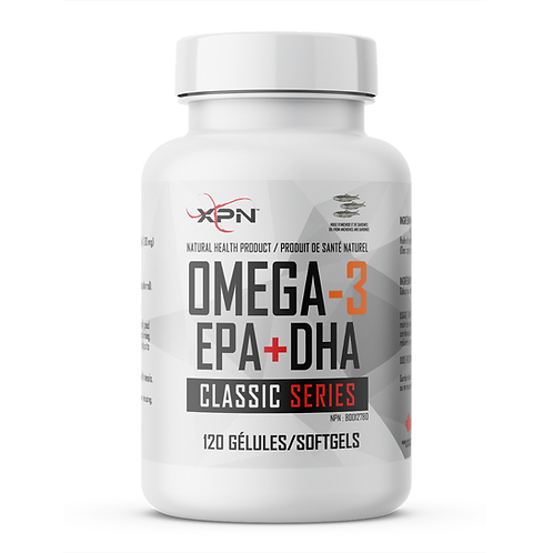 XPN OMEGA-3 EPA-DHA