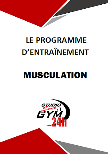 PROGRAMME MAISON VERSION MUSCULATION