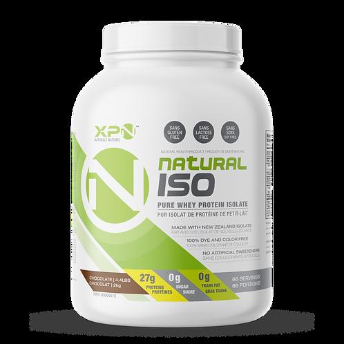 XPN NATURAL ISO