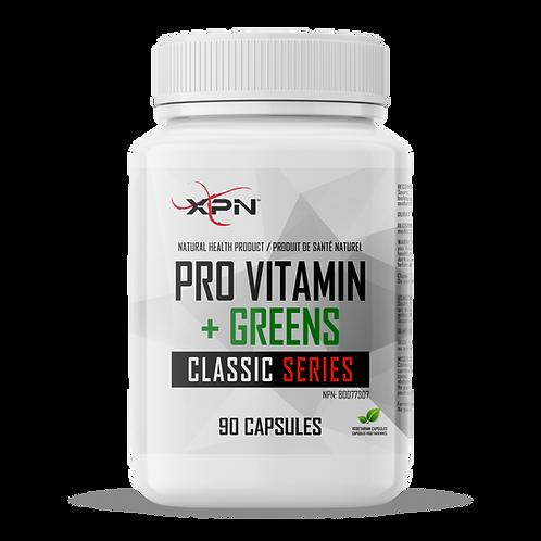 XPN PRO VITAMIN + GREENS