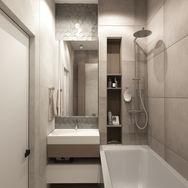 2 этаж.  Ванная. Вид 5