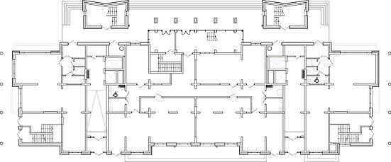 Жилой комплекс Новый Век. проект, план, дизайн фасадов, 3д модель, архитектура