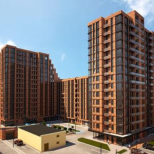 Жилой комплекс в г. Зеленоград