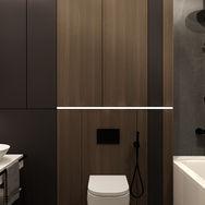 2 этаж.  Хозяйская спальня. Ванная. Вид 4