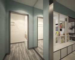 Гостиная-коридор - 05