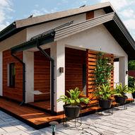 Жилой дом (180 кв.м.)
