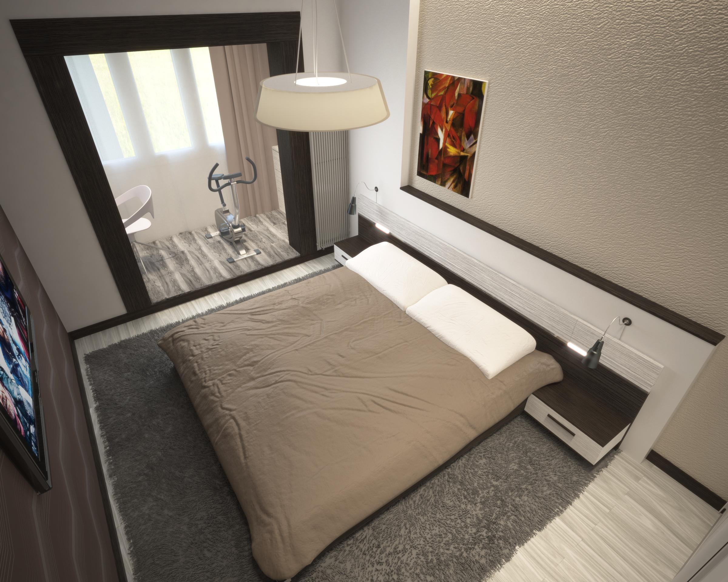Спальня - 07