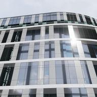 Дизайн проект фасадов офисного здания
