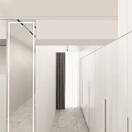 1 этаж.  Гардероб и вестибюль. Вид 2
