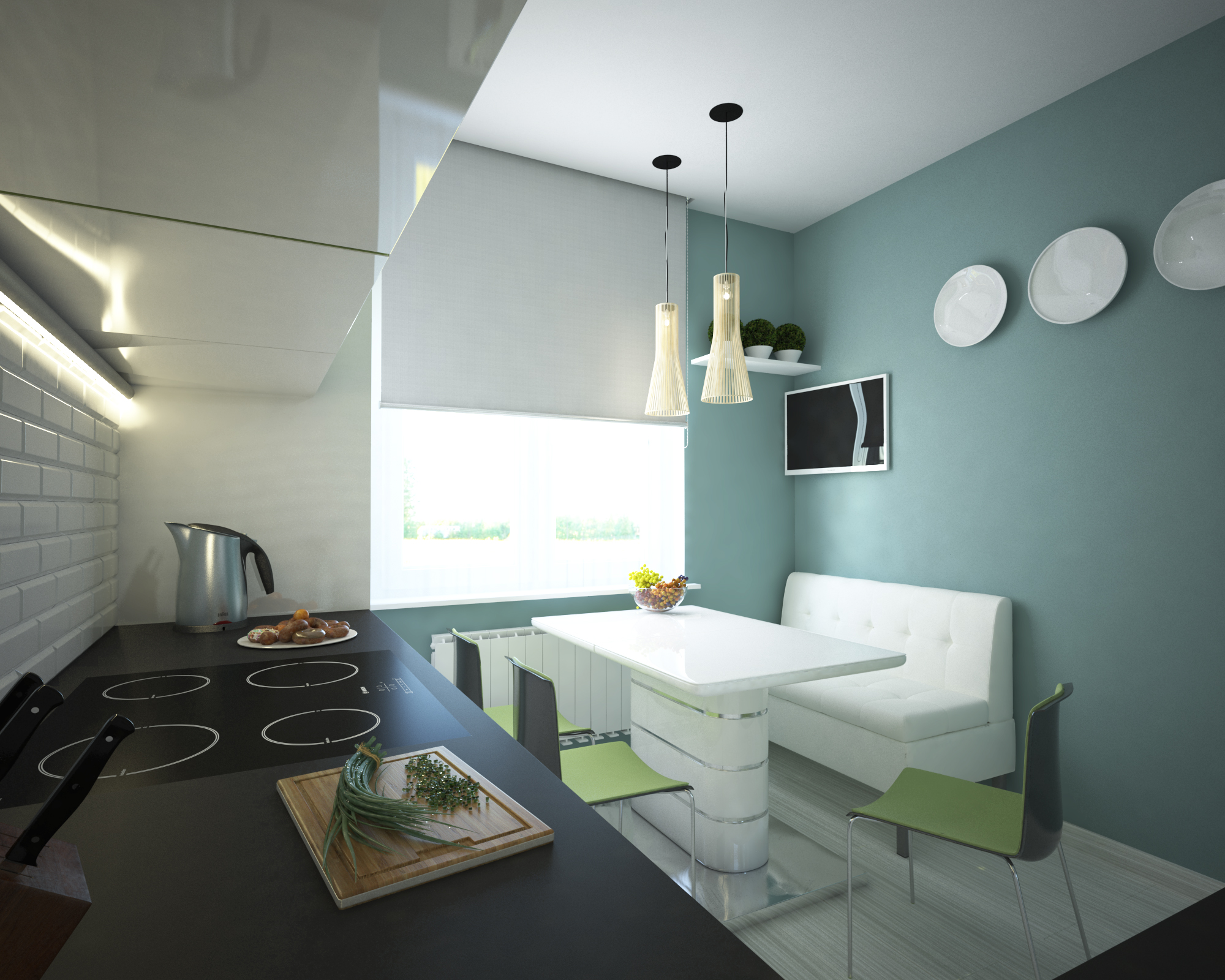 Кухня - 04