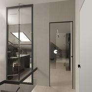 3 этаж.  Лестница и общее пространство. Вид 5