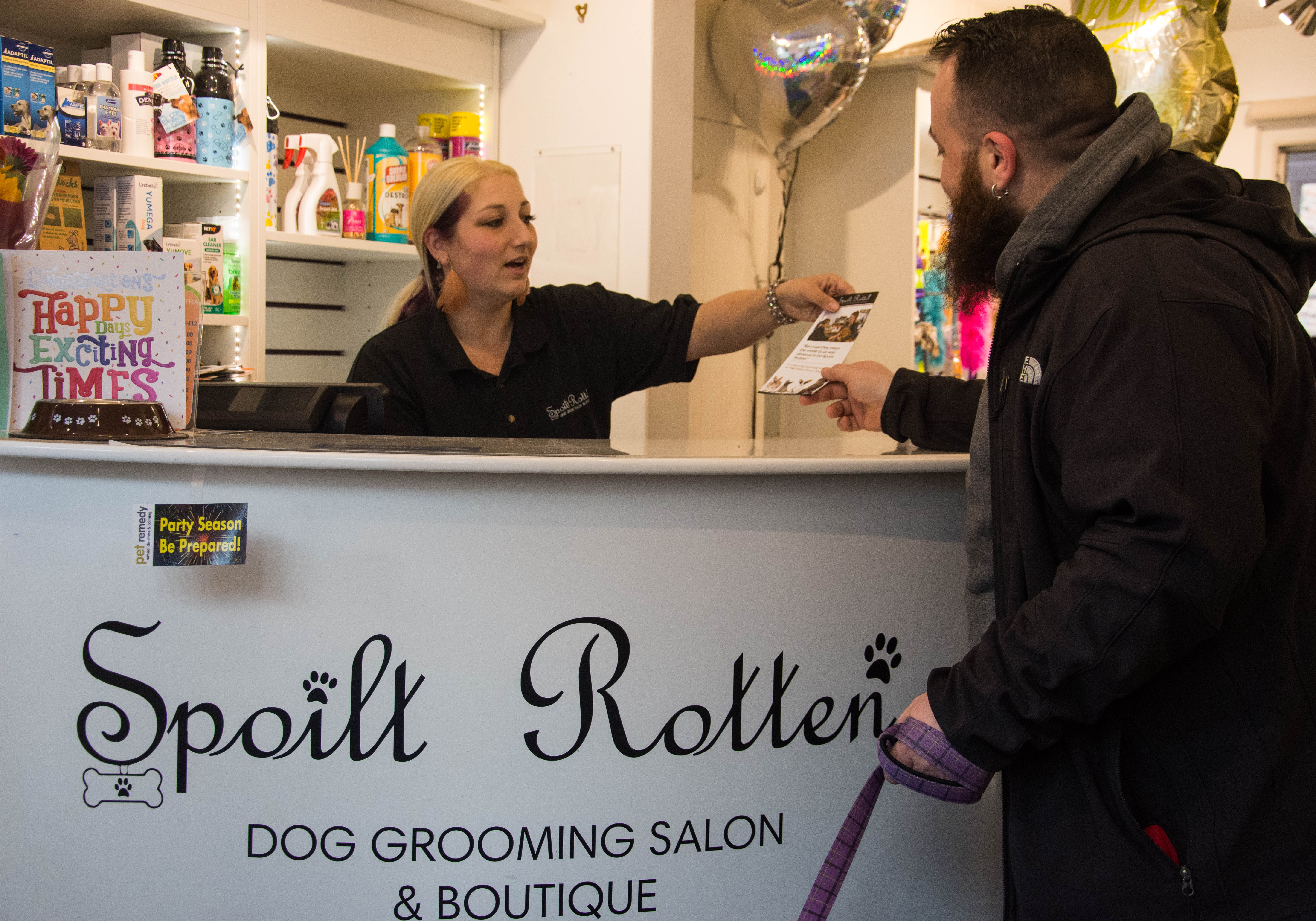 Pinner Dog Groomer