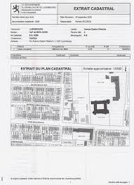 What is the Cadastral extract?