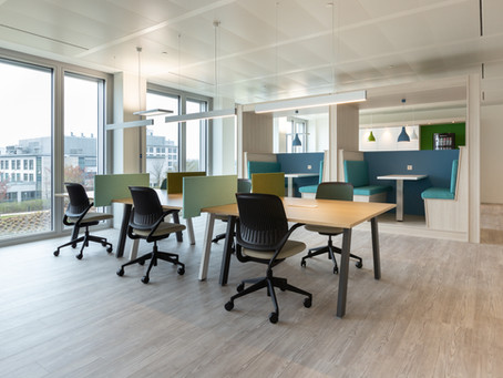 8 reasons to consider now and with Monde Avenir an office in a coworking space
