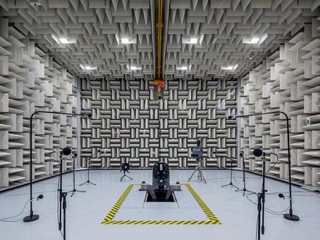 Plant Engineering: Mercury Marine builds innovative acoustic testing facility