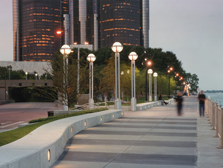 Detroit Riverwalk Nominated as one of USA Today's Best