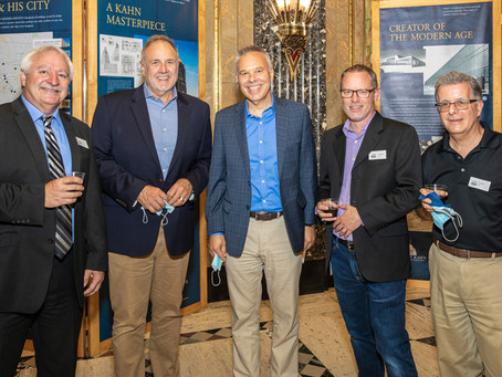 DBusiness: Albert Kahn event at the Fisher Building
