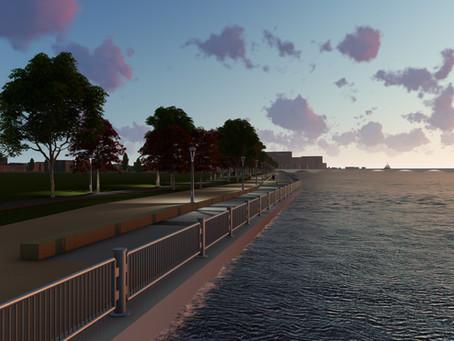 Detroit International Riverwalk Wins Best Riverwalk — Now, Check Out What's Next