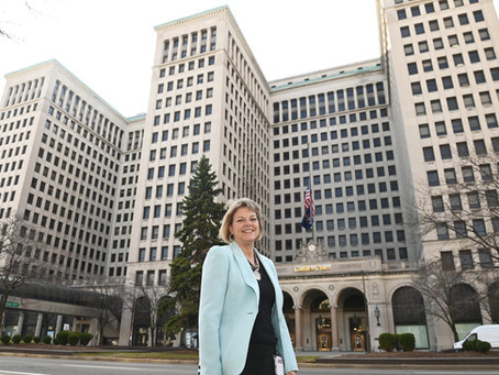 The Detroit News: Heidi Pfannes works to preserve Albert Kahn's legacy