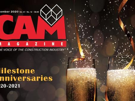 CAM Magazine: Albert Kahn Associates 125 Milestone Anniversary