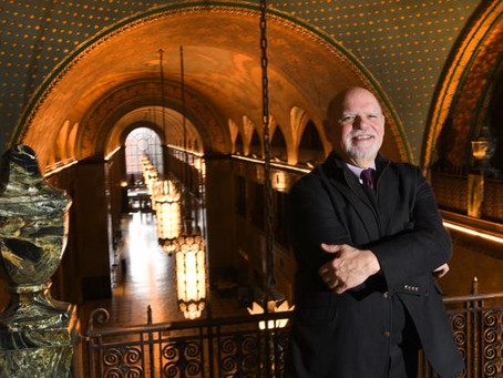 Detroit News: Albert Kahn's legacy lives on through his firm, now 125 years old
