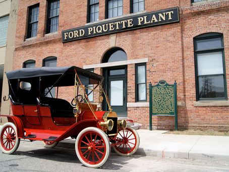 Restoration of the Ford Piquette Avenue Plant