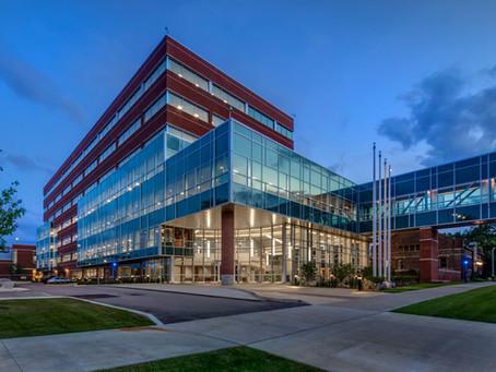 Erie Insurance unveils Thomas B. Hagen Building